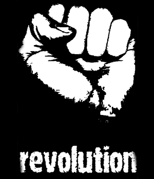 Революция ждет тебя!