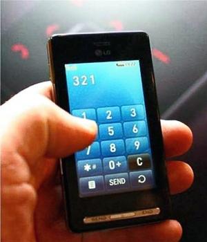 сенсорный телефон