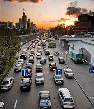 Пробки на дорогах — что же делать?