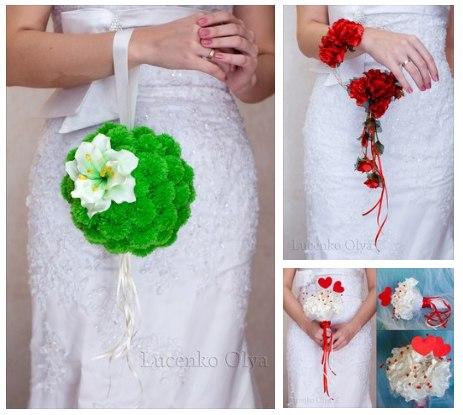 Креативные свадебные аксессуары