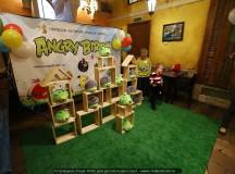 Aттракцион Angry Birds своими руками