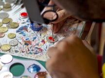 Креативные монеты Андре Леви