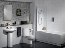 Как можно обустроить ванную комнату