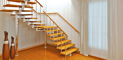 Какую выбрать лестницу