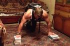 Как накачаться мышцы дома