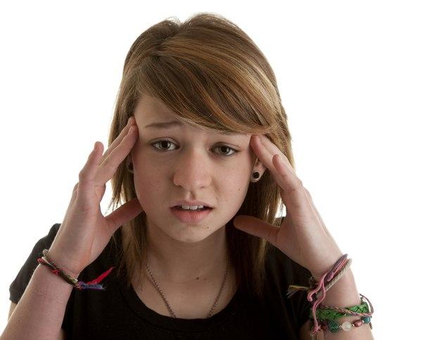 Какие мысли вызывают головную боль?
