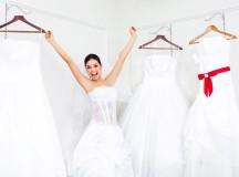 Что нужно учесть при выборе свадебного платья