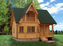 Какой домик выбрать для дачи?
