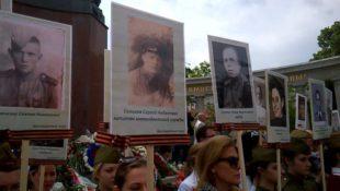 О новых русских традициях: Бессмертный полк