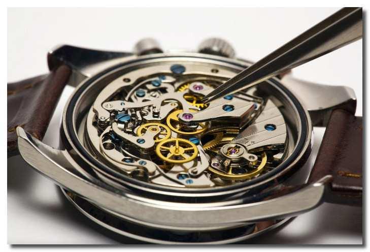 отремонтировать наручные часы