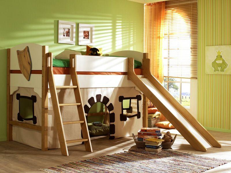 Какую заказать кровать для детской комнаты?