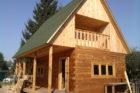 Плюсы и минусы дачных домов из бруса