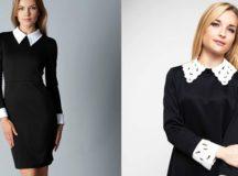 Школьные платья : выбираем форму для юной модницы